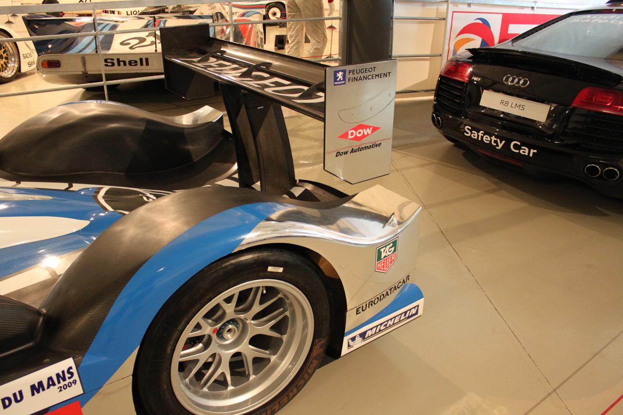 Foto de Museo 24 horas de Le Mans (67/246)