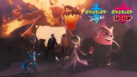 Un flamante Charizard Gigamax aviva el spot más explosivo de Pokémon Espada y Escudo