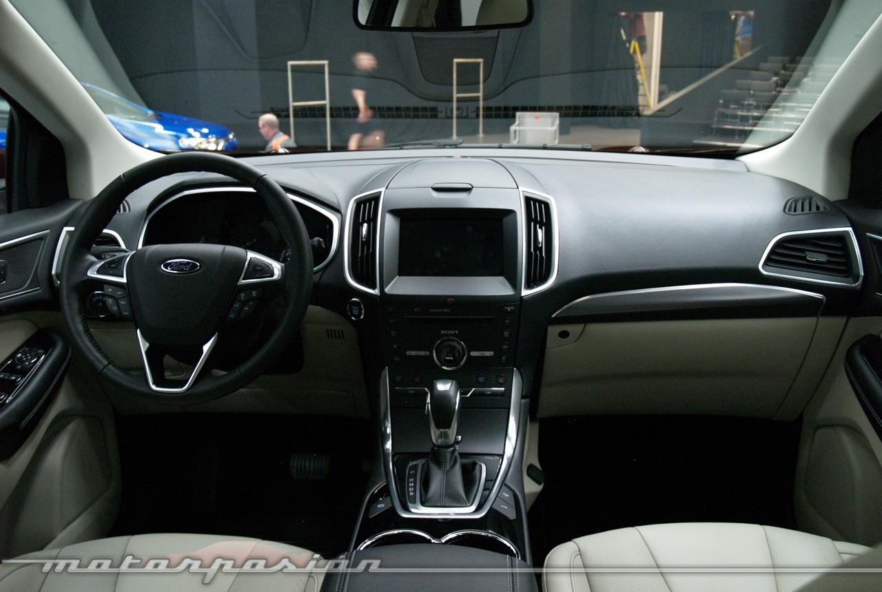 Foto de Ford Edge (presentación) (11/21)