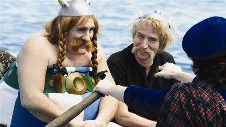 Rodajes de junio de cine español | 'Asterix: Dios salve Bretaña' y una original 'Blancanieves'
