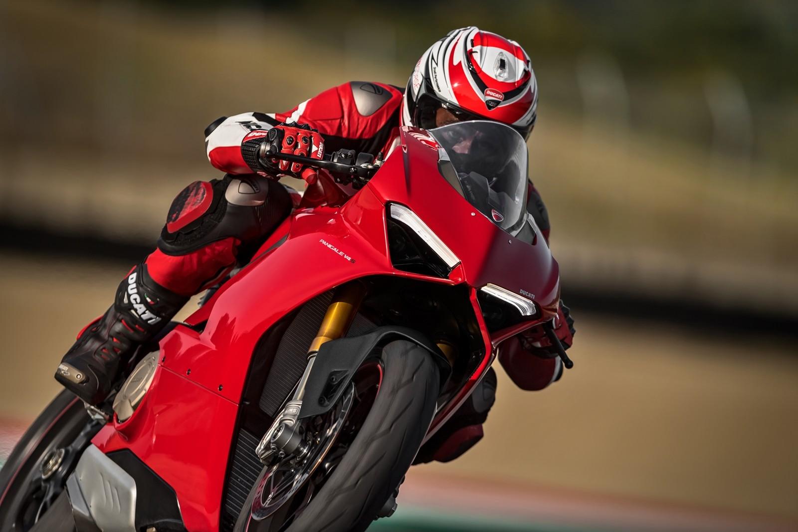 Foto de Ducati Panigale V4 2018 (24/52)