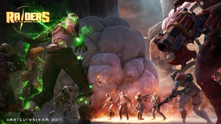 Raiders Of The Broken Planet 01