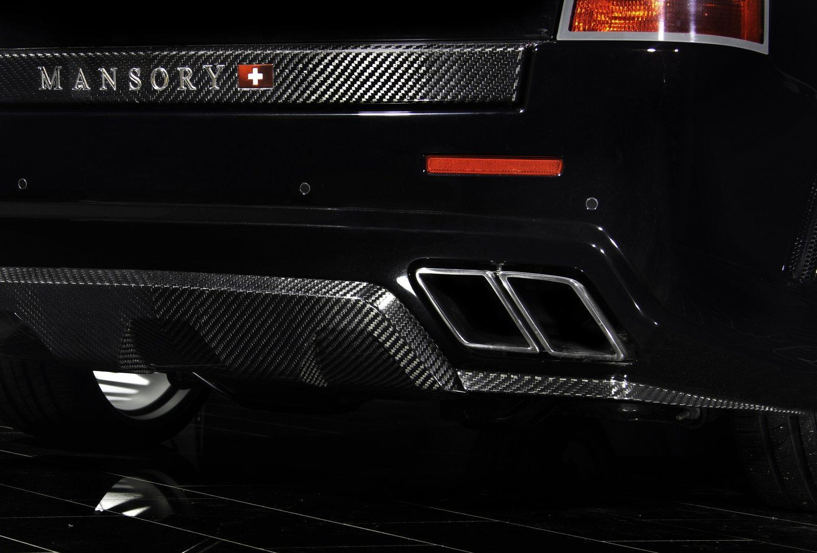 Foto de Range Rover Sport por Mansory (12/16)