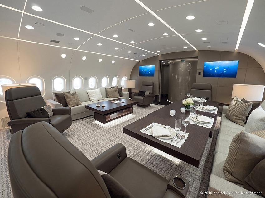 Foto de Kestrel Boeing 787 (3/8)