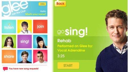 Probamos la aplicación de Glee para el iPhone, iPod touch e iPad