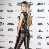 ¿Un mono o bodypanting? El look más sexy de Gigi Hadid lleva el sello de Julien MacDonald