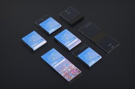 Una patente abre la puerta a un Samsung Galaxy Fold con diseño vertical