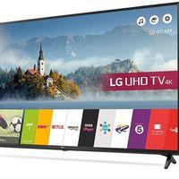 Smart TV LG 55UJ630V, con 55 pulgadas y resolución 4K, por 459,99 euros y envío gratis