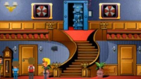 'Resident Evil: The Maniac Mansion Incident'. Curiosa y resultona mezcla entre dos clásicos