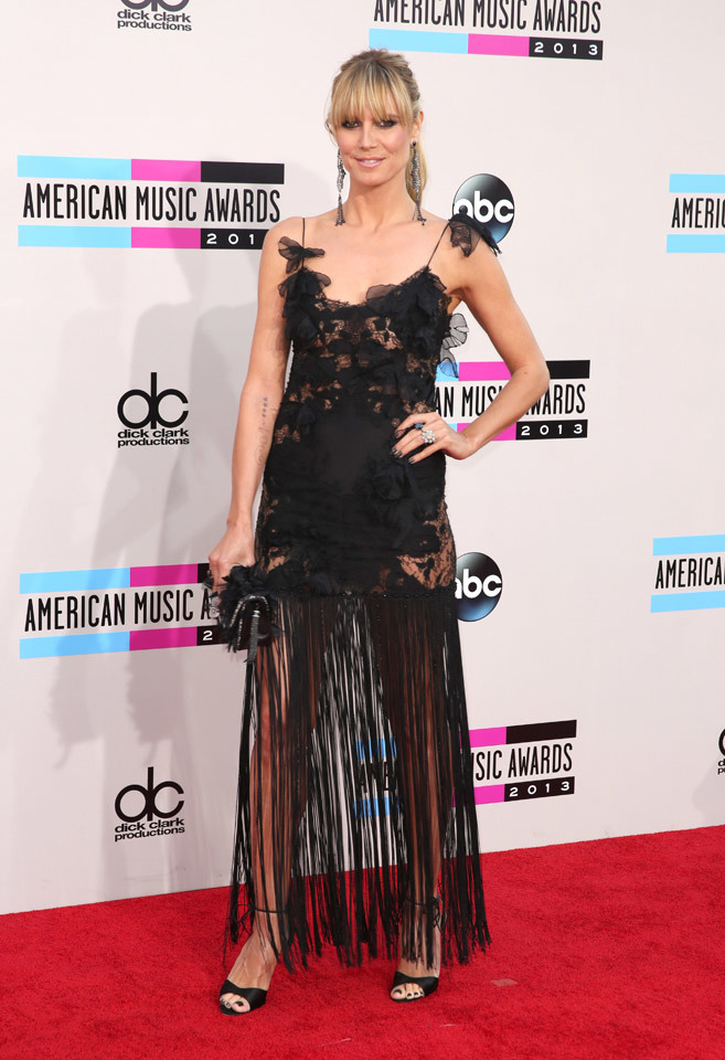 Top 10: Las famosas peor vestidas de 2013