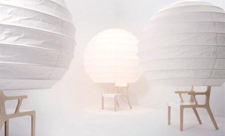 Sentarse dentro de una esfera, ¿claustrofóbico o acogedor?