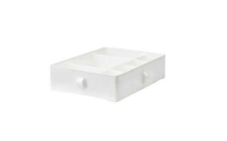 Caja con compartimentos