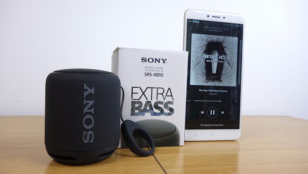 Sony Xb10b