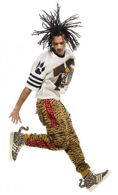 Foto de Jeremy Scott para Adidas Original Primavera-Verano 2012 (8/10)