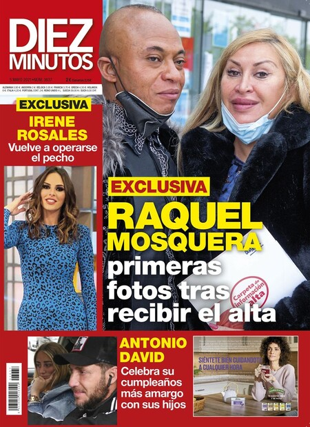 Raquel Mosquera Diez Minutos