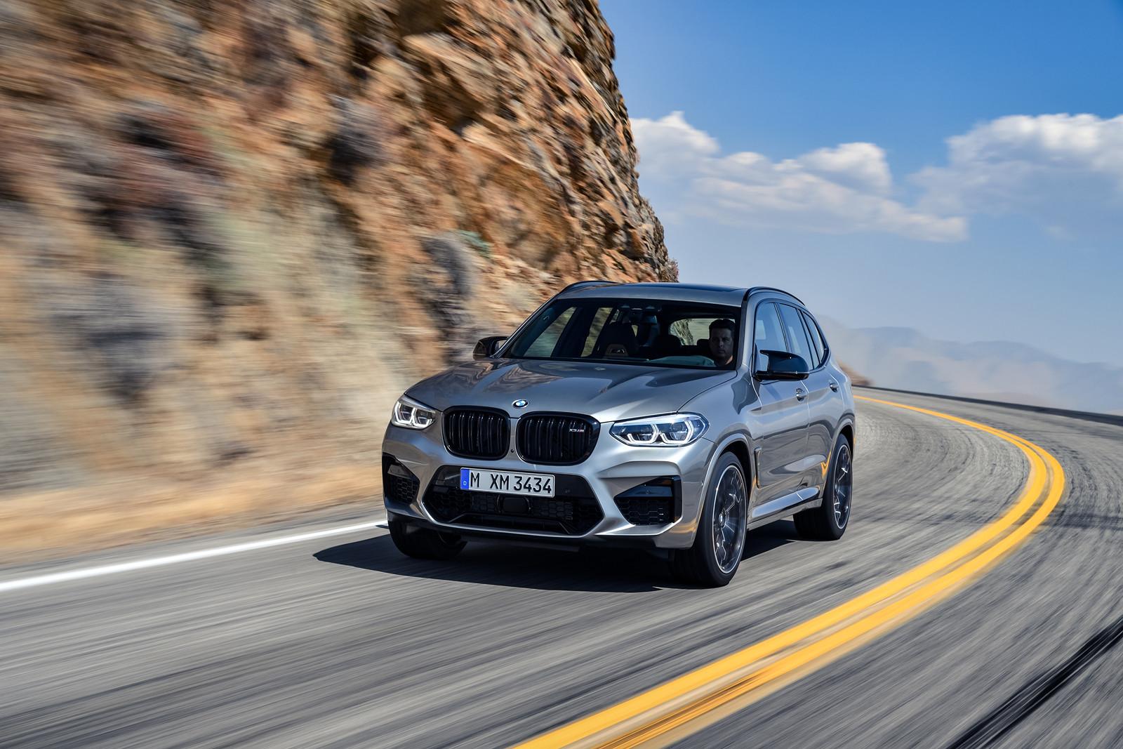 Foto de BMW X3 M 2020 (Presentación) (53/80)