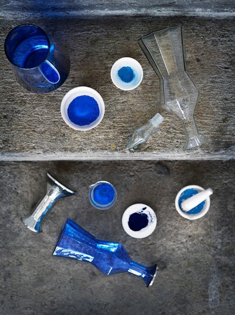 Foto de Colección azul de Ikea (11/11)