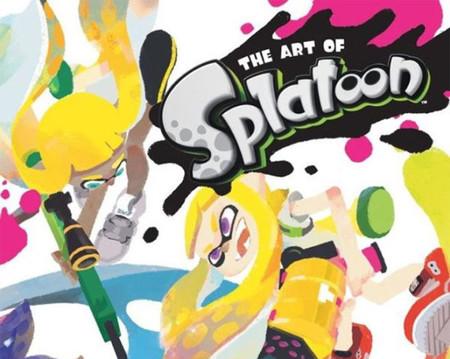 The Art of Splatoon llegará a Norteamérica el año siguiente para deleite de sus fanáticos
