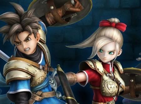 Dragon Quest Heroes asegura su presencia en España