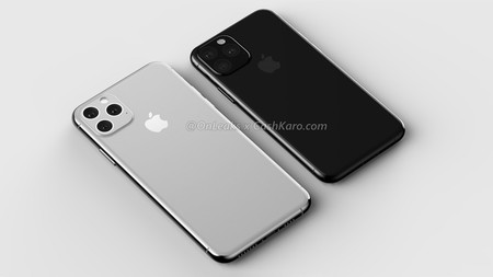 Iphone Xi Iphone Xi Max Renders
