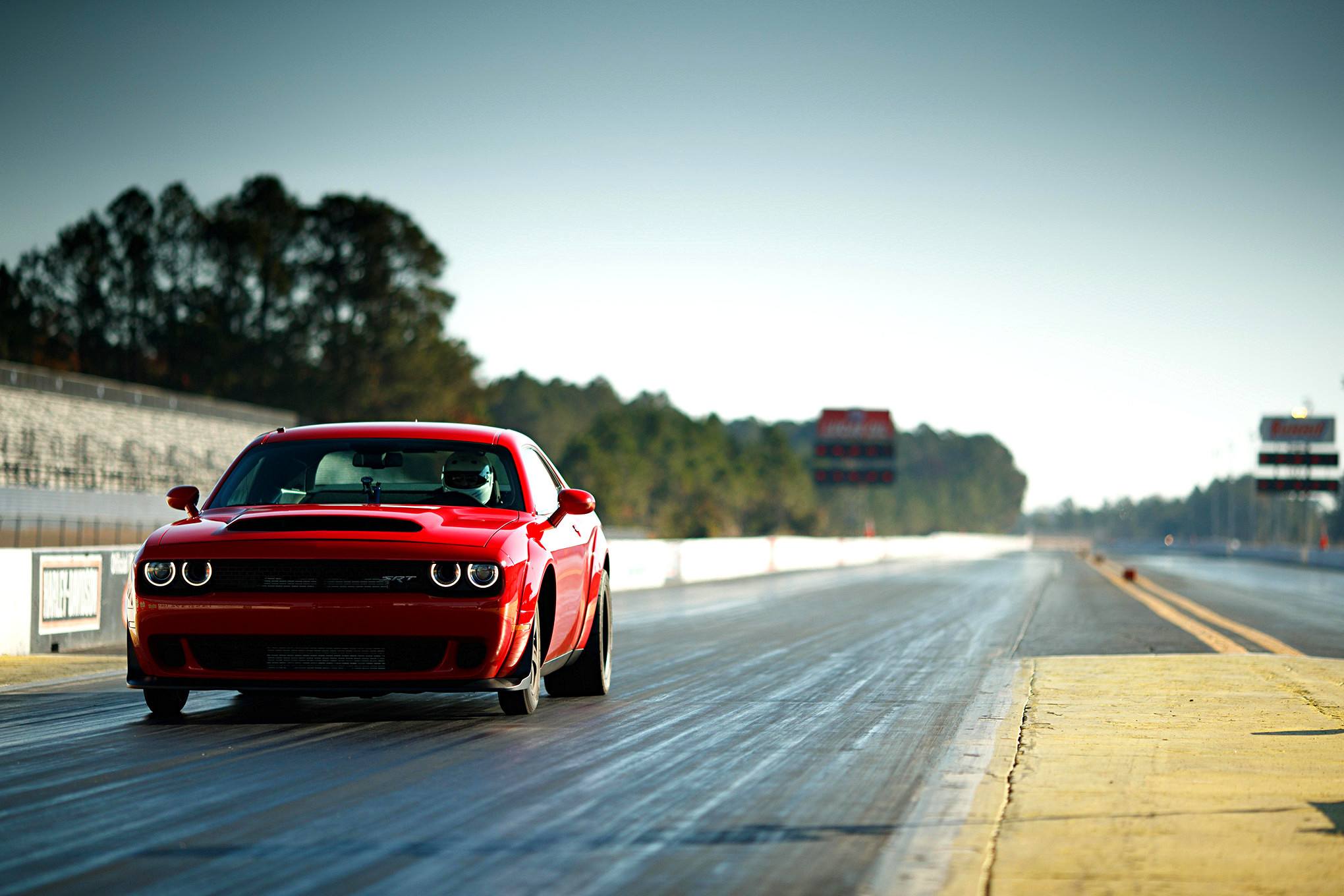 Foto de Dodge Challenger SRT Demon 2017 (39/82)