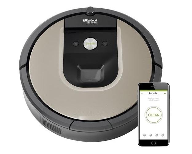 iRobot Roomba 966 Negro