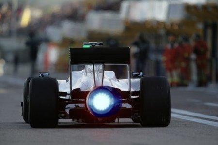 La motorización híbrida de turbina de gas y motor eléctrico podria ser el futuro de la Fórmula 1