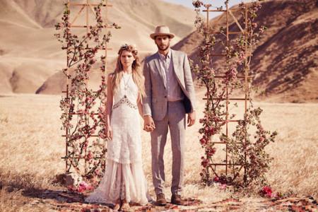 Free People Bohemian Bridal 1