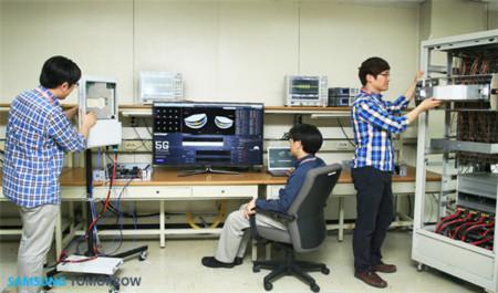 Samsung da su primer paso en el desarrollo de las futuras redes 5G