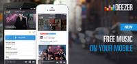 Deezer también apuesta por un servicio gratuito para móviles, similar a Spotify