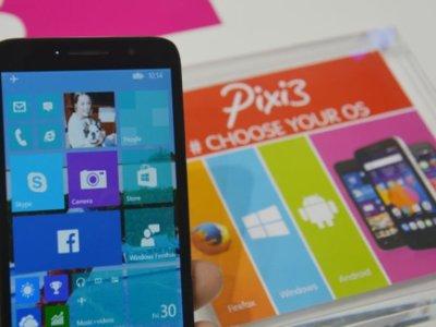 Confirmado: Alcatel lanzará un teléfono con Windows 10 Mobile. Estas serían sus especificaciones