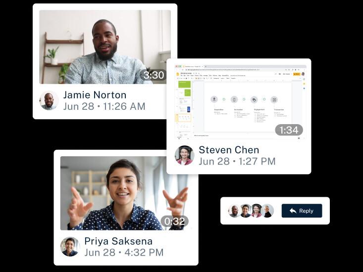 Un TikTok para empresas: Google lanza Threadit, plataforma de grabación de vídeos cortos para entornos profesionales