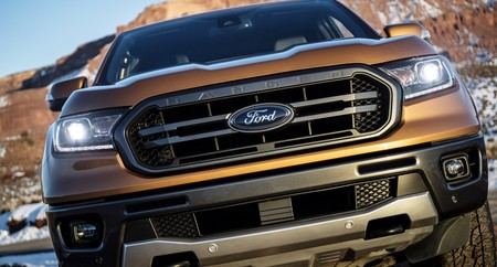 Ford Ranger 2019 9