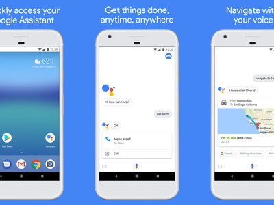 """Google Assistant estrena """"aplicación"""" en Google Play para ofrecer otra forma de abrir el asistente"""