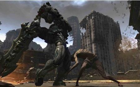 THQ anuncia 'Darksiders: Wrath of War'