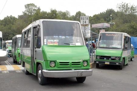 Microbuseros de Ciudad de México quieren aumento de tarifa cada año, buscan incremento de 2 pesos para 2018