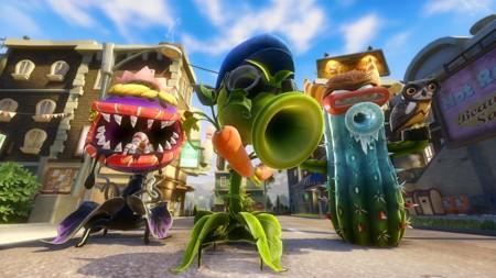 Plants vs. Zombies: Garden Warfare 2 ofrece ya 10 horas de acceso anticipado en Xbox One y PC