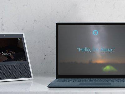 Microsoft y Amazon hacen realidad el sueño de muchos: Alexa y Cortana trabajando de forma simultánea en una plataforma