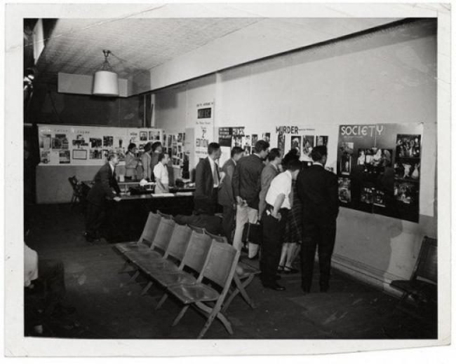 Exposicion Weegee