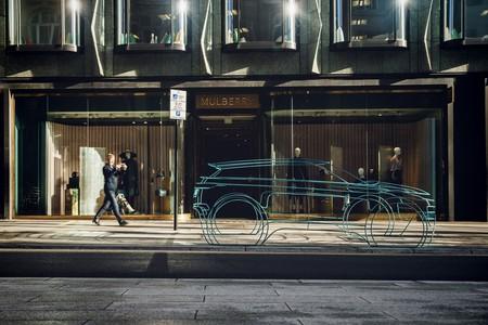 Land Rover Evoque 2020 Teaser