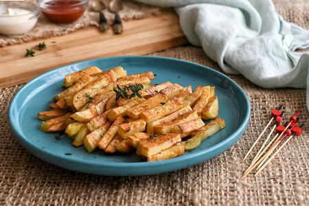 patatas al horno ligeras