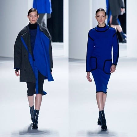 Tendencias otoño-invierno 2013/2014: In the Mood for Blue
