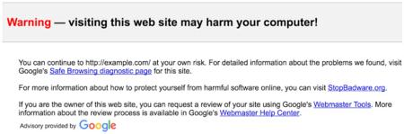 Enlaces peligrosos Gmail
