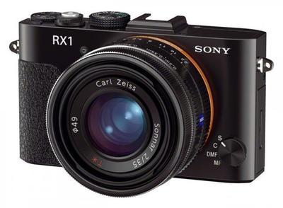 Sony podría estar preparando una versión de su RX1 Full Frame con un sensor en blanco y negro