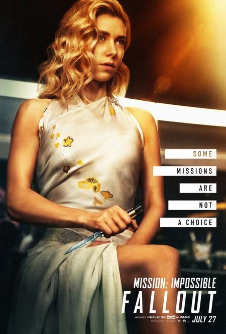 Vanessa Kirby en Misión Imposible 6