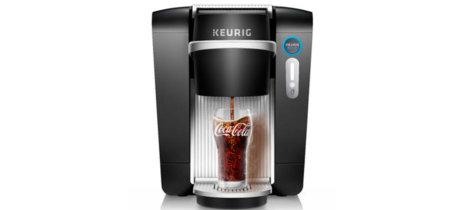 Las nuevas Keurig Kold ya no sirven café: ahora te ponen una Coca-Cola o una Fanta