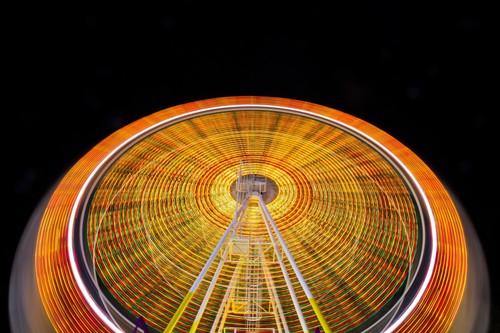 Trucos y consejos para fotografiar estelas de luz