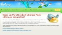 Aviary cerrará su suite online de editores multimedia el 15 de septiembre
