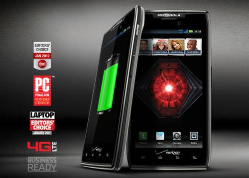 MotorolaRAZRMAXXllegaráaEuropaenmayo