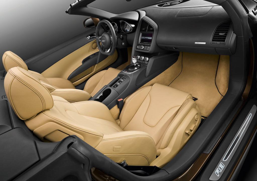 Foto de Audi R8 Spyder (68/88)